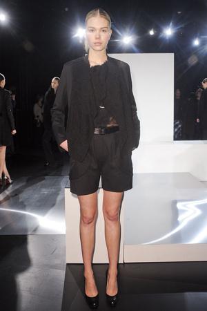 Показ Tess Giberson коллекции сезона Осень-зима 2011-2012 года prêt-à-porter - www.elle.ru - Подиум - фото 226202