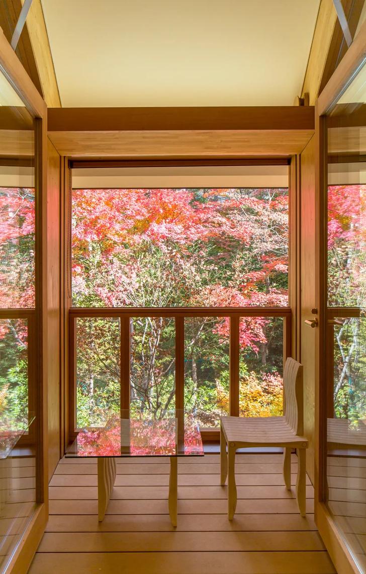Бутик-отель в Японии по проекту Шигеру Бана (фото 5)