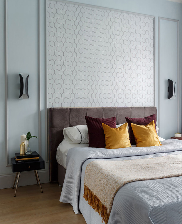 Квартира 46 м²: проект Ольги Луис (фото 21)