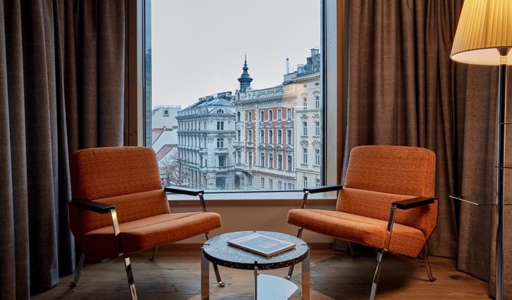 Отель Das Triest в Вене открылся после реновации (фото 0)