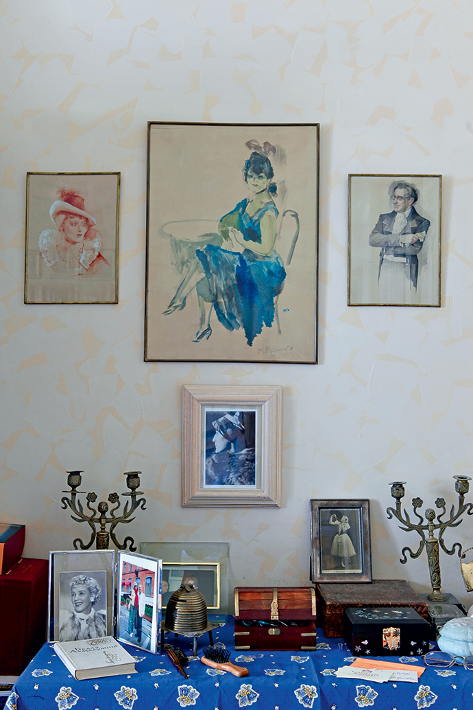 Дом-легенда: квартира Виталия Вульфа (фото 5)