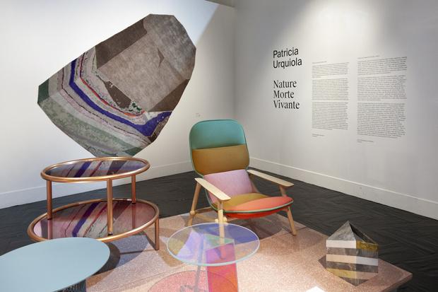 Выставка Патрисии Уркиолы в Мадриде (фото 0)