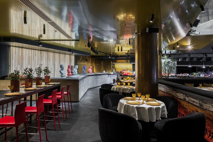 Греческий ресторан в Москве (фото 3)