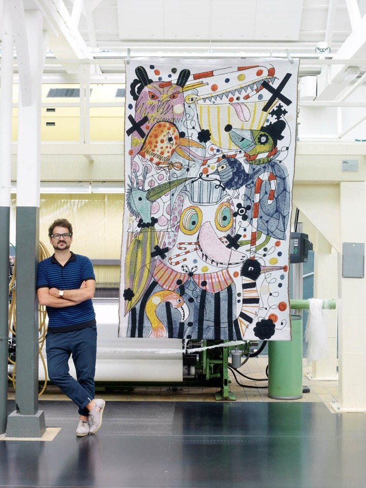 Чьи художества? Рисунки и арт-объекты Хайме Айона (фото 8)
