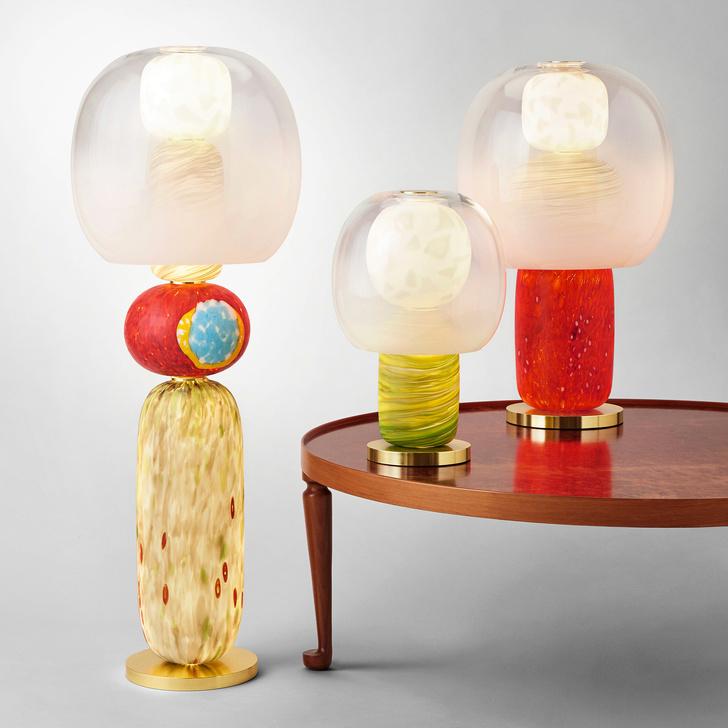 Коллекция светильников Fusa от Луки Никетто (фото 2)
