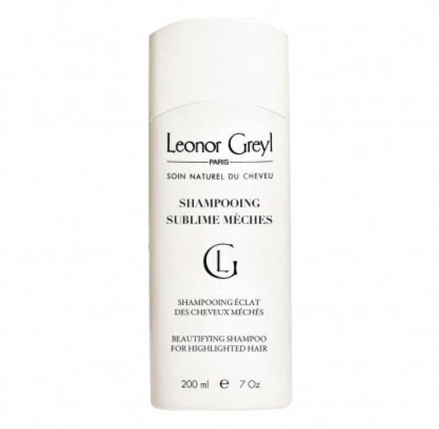 Шампунь для обесцвеченных или мелированных волос от Leonor Greyl