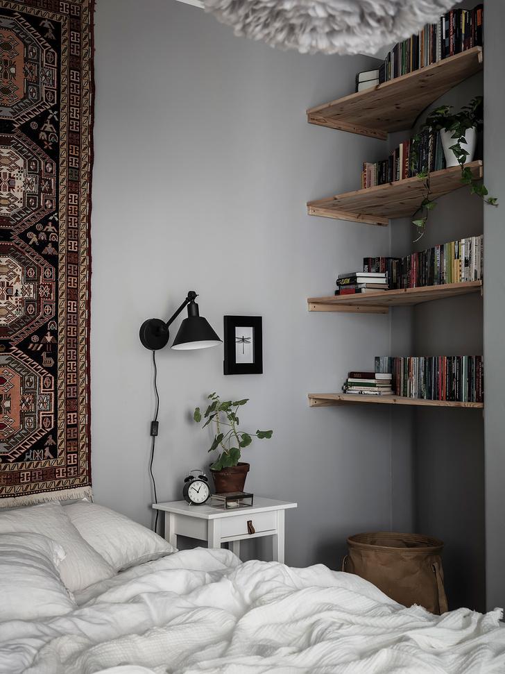 Скандинавский минимализм: квартира в Гетеборге (фото 11)