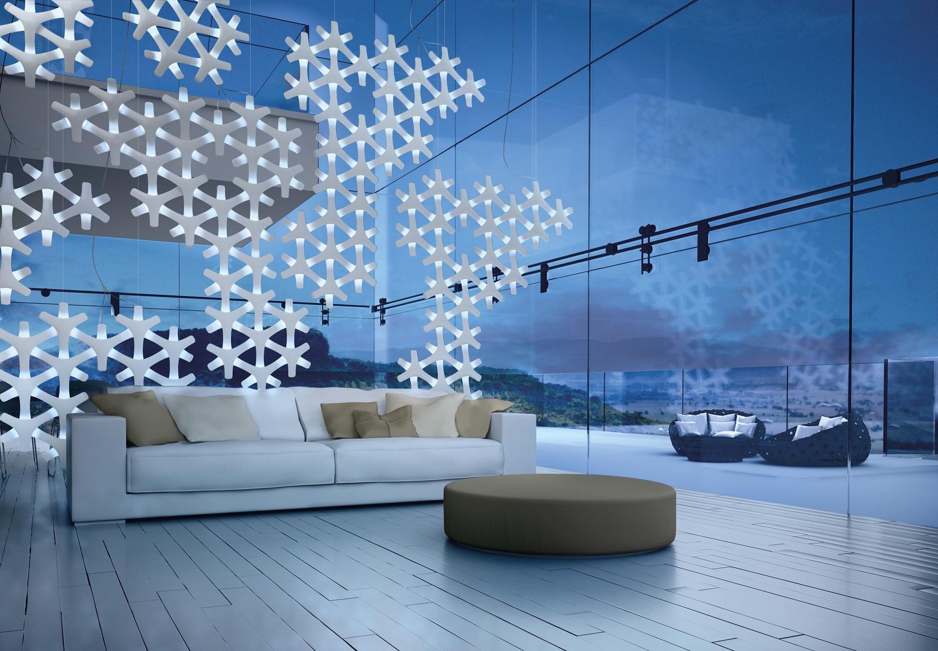 Как украсить дом к Новому году без ёлки (галерея 5, фото 0)