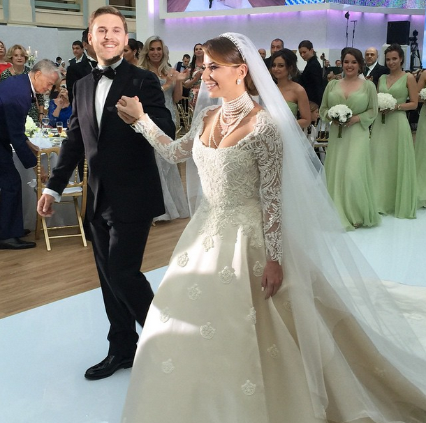 Петр Максаков и Галина Юдашкина