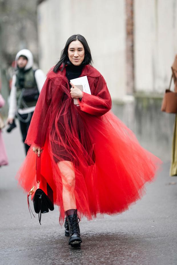 От Наоми Кэмпбелл до Оливии Палермо: самые красивые гости шоу Valentino (фото 11)