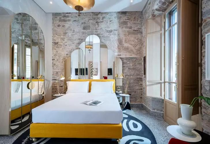 Бутик-отель в старинном палаццо во Флоренции (фото 6)