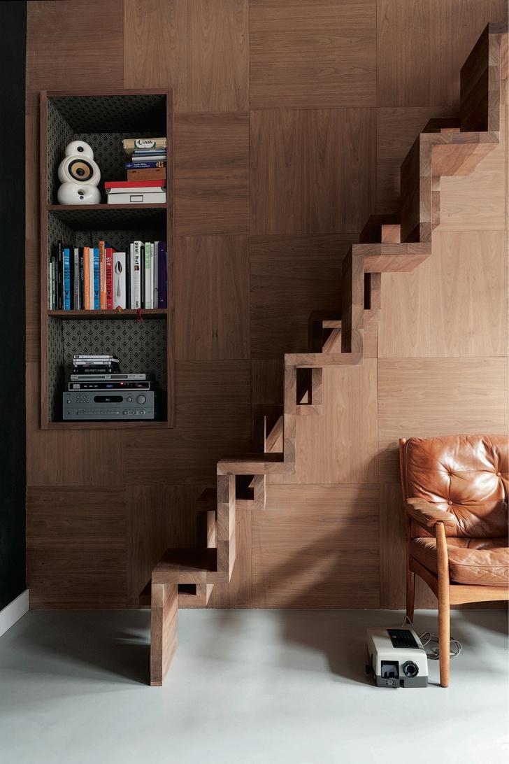 Задай вопрос эксперту: лестница на антресоль (фото 6)