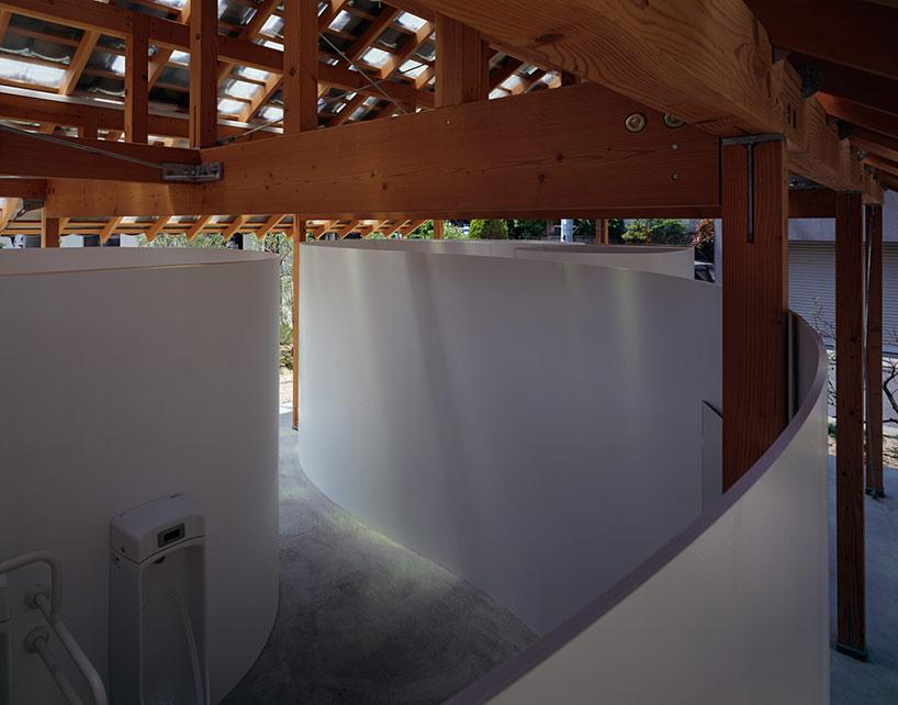По-маленькому: дизайнерские общественные туалеты (галерея 27, фото 0)