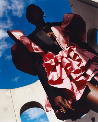 Под солнцем Сан-Франциско: новая кампания Alexander McQueen (галерея 6, фото 7)