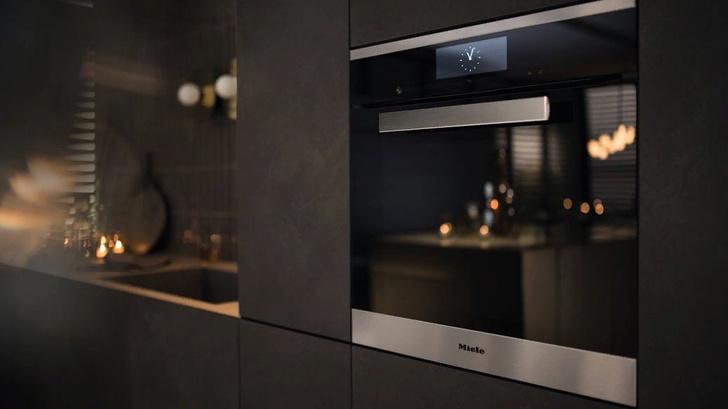 Кулинарный Dialog: духовой шкаф от Miele (фото 3)