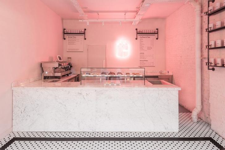 Новый ресторан Greenwich Grind в Лондоне (фото 13)