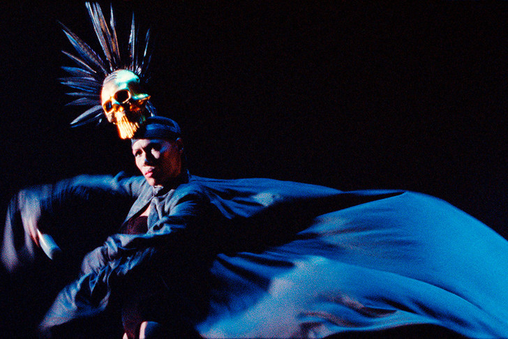 Грейс Джонс: блистательный documentary о легенде культурного и fashion-символа поп-мира