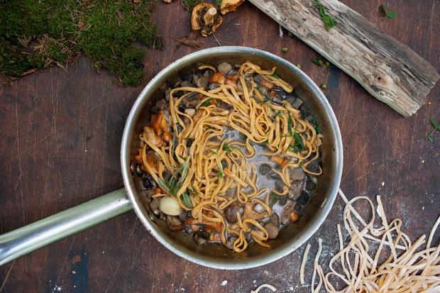 Грибной сезон: как едят грибы в России, Италии и Польше? (фото 11)