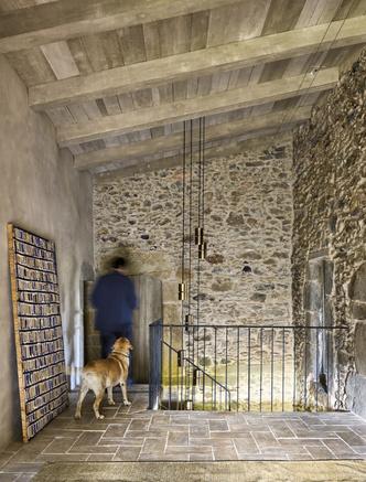Дом в здании фермы XVII века в Испании (фото 12.2)