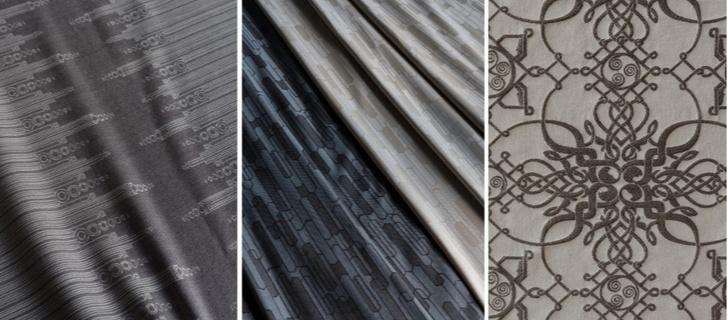 Caledonia: коллекция текстиля и обоев Олега Клодта и Анны Агаповой (фото 9)