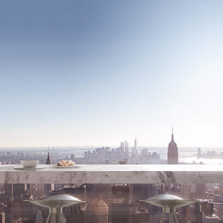 самая высокая башня нью-йорка фото