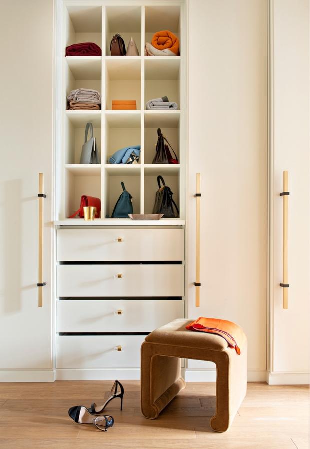Практичная гардеробная: советы и правила (фото 1)