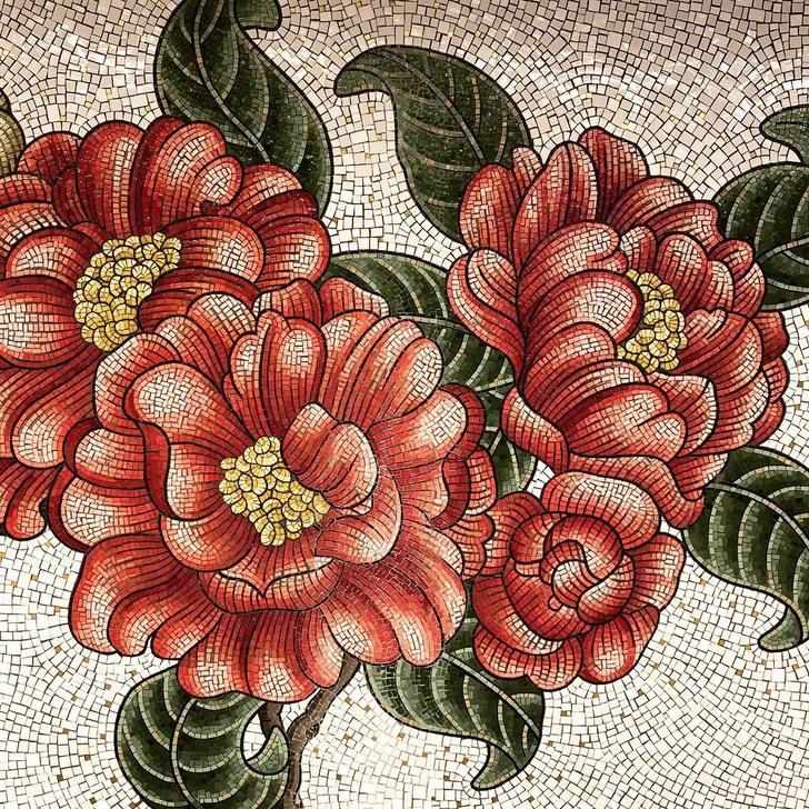 Нэнси Блум украсила мозаикой нью-йоркскую подземку (фото 7)