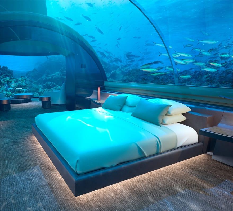 Первый в мире подводный отель (галерея 7, фото 4)