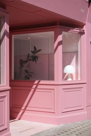 Розовая закусочная в Лондоне (фото 12.1)