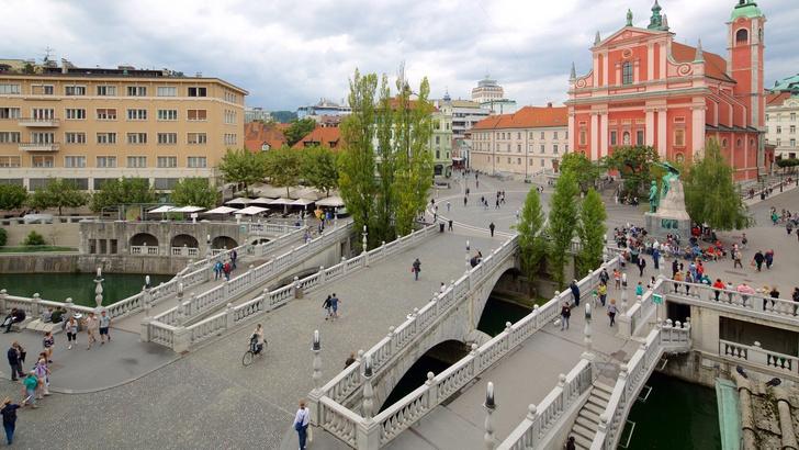 Йоже Плечник: 10 наиболее ярких проектов словенского архитектора (фото 9)