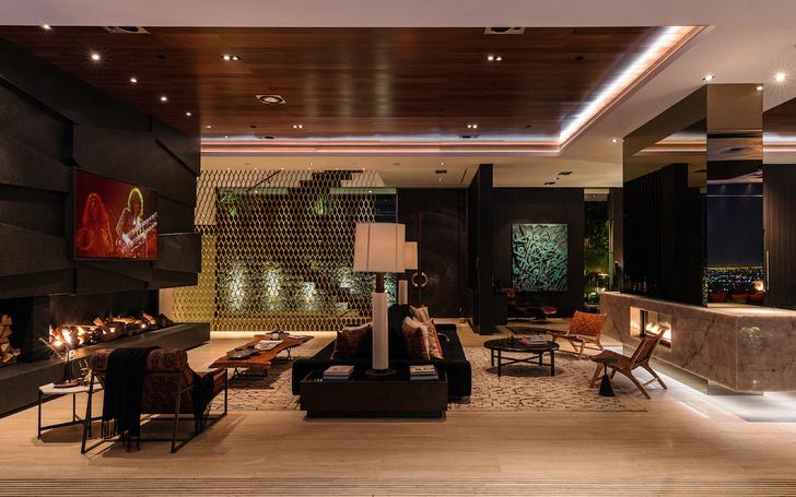 Ленни Кравиц оформил интерьеры в доме за $ 38 миллионов (фото 6)