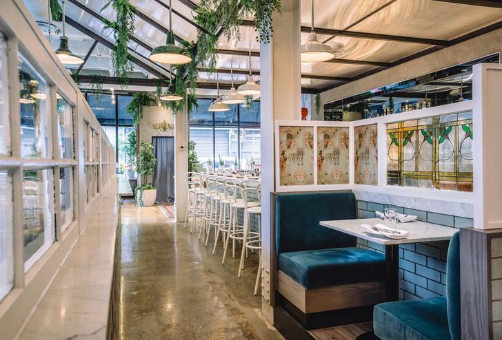Веганский ресторан Rosalinda в Торонто (фото 6)