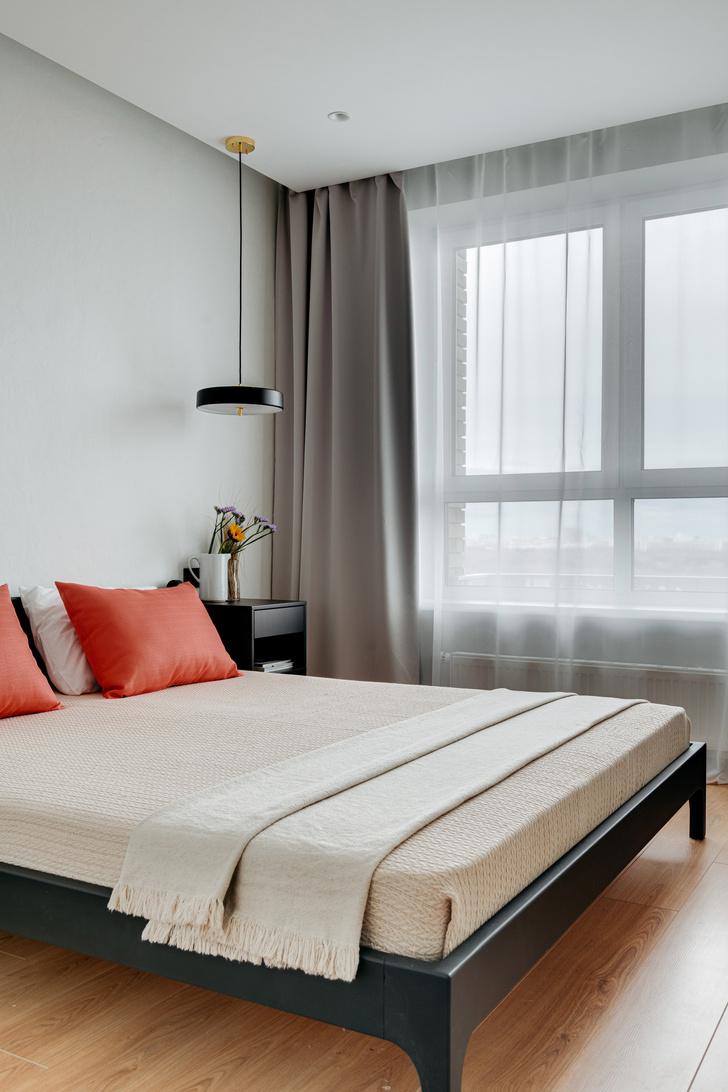 Современная квартира 70 м² с этническим декором (фото 11)