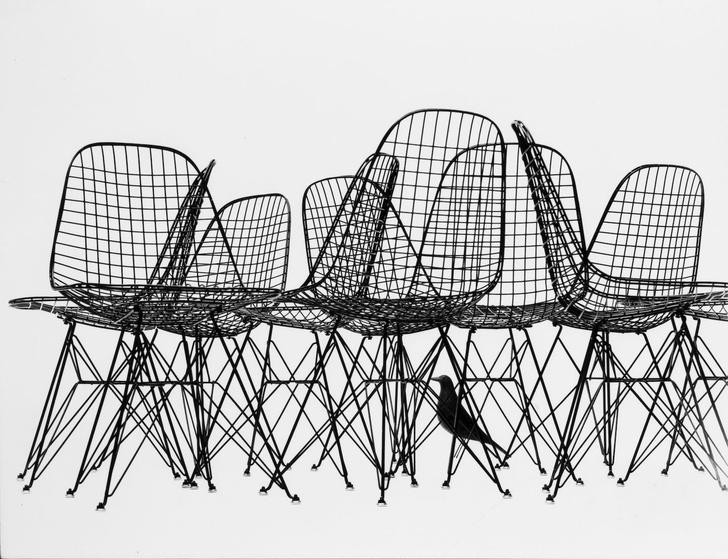 Культовый объект: Eames House Bird (фото 1)
