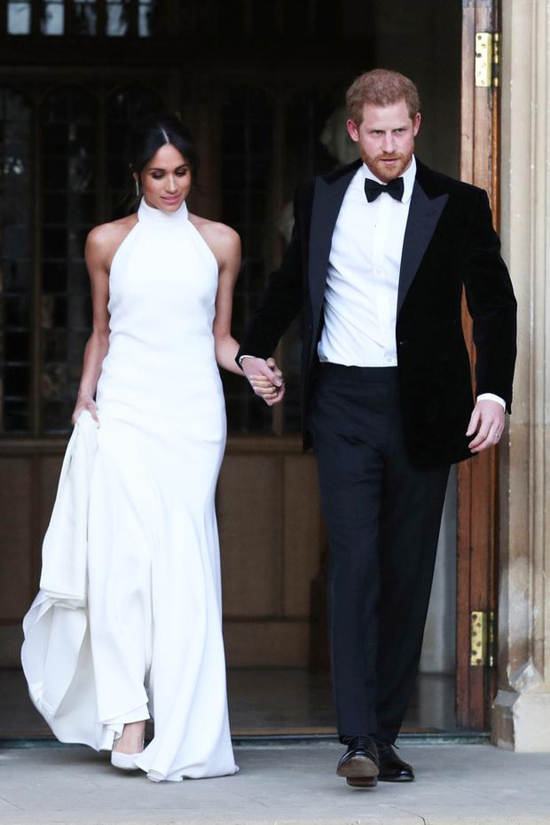 Вспомнить все: 30 фактов о свадьбе Меган Маркл и принца Гарри, которые вы можете не знать или забыли (фото 9)