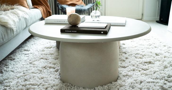 Мастер-класс: стильный столик из цветочной кадки (фото 0)