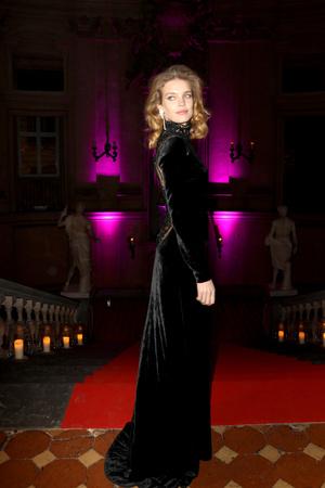 День и ночь: два образа Натальи Водяновой на вечере во Флоренции (фото 1.1)