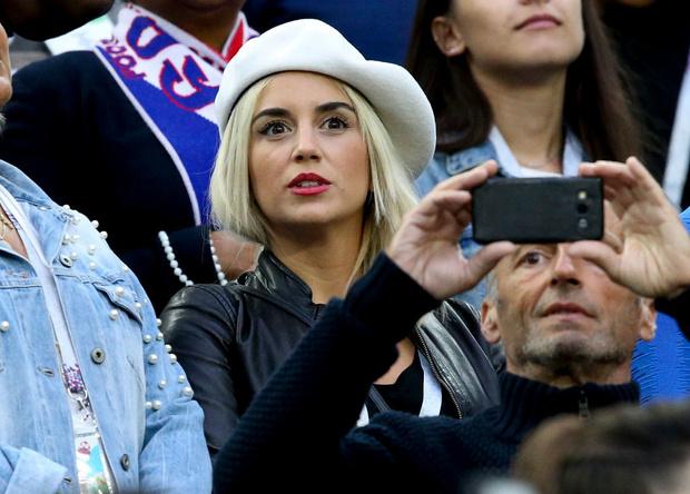 Самые красивые подруги французских футболистов (фото 0)