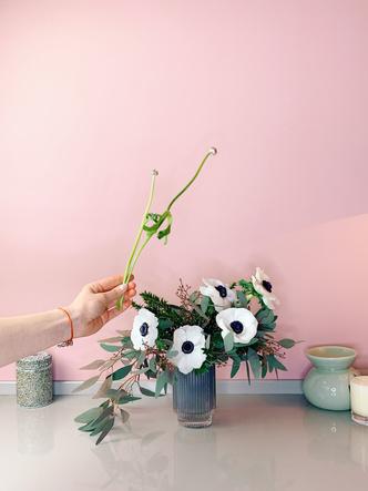 Мастер-класс: цветочная композиция для дома своими руками (фото 13.1)