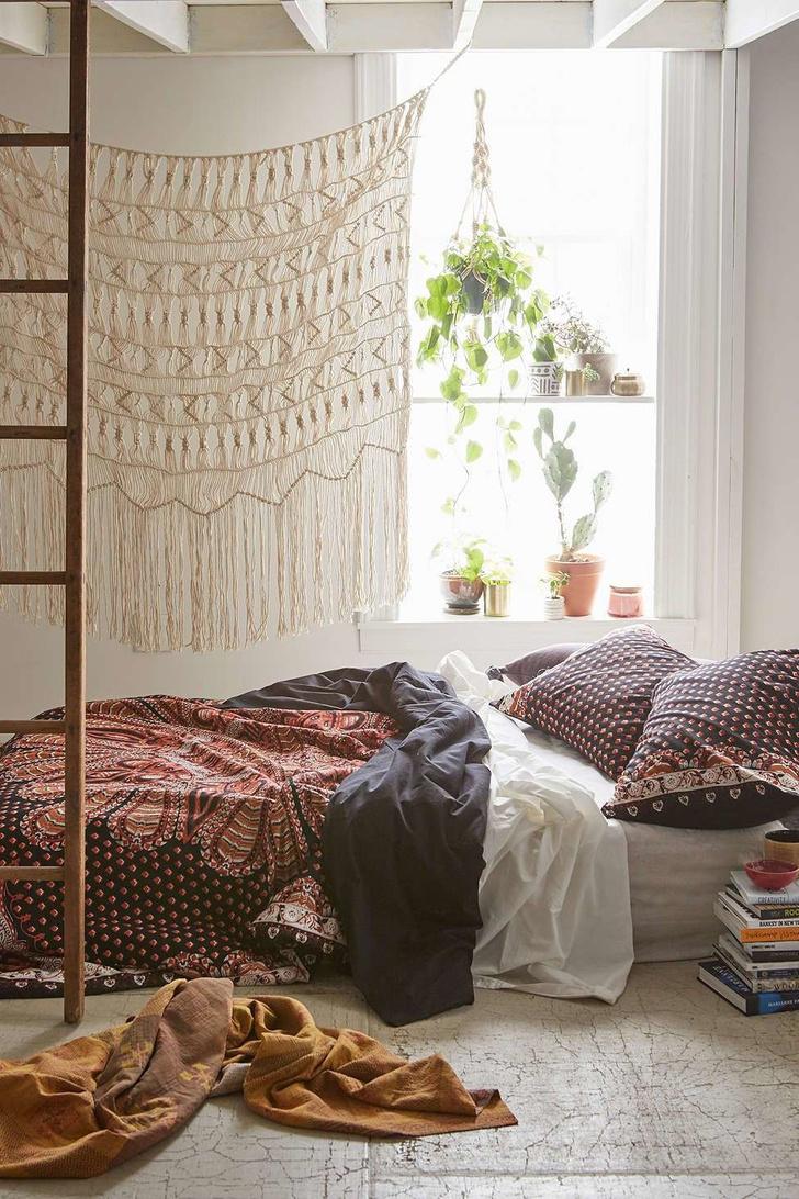 Летнее настроение в спальне: 10 лайфхаков (фото 33)