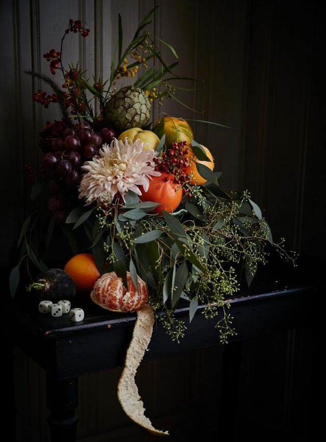 Цветочный декор на Рождество: 12 простых советов (фото 20)