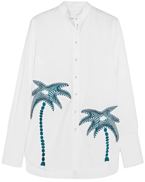 Модные рубашки лето