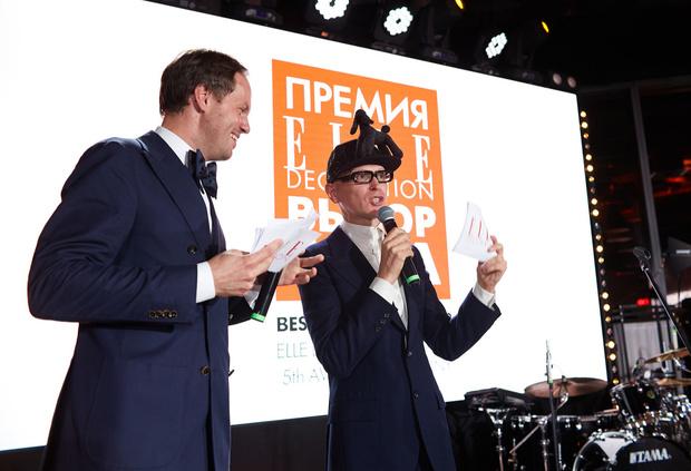 ELLE DECORATION провел V церемонию Премии «Выбор года» (фото 2)