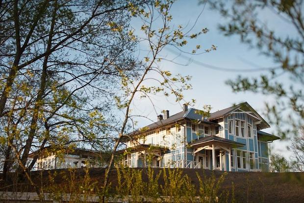 Планы на майские: дизайнерские отели недалеко от Москвы (фото 31)