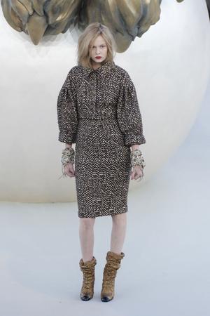 Показ  коллекции сезона Осень-зима 2010-2011 года haute couture - www.elle.ru - Подиум - фото 167900
