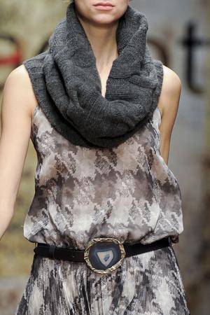 Показ Laura Biagiotti коллекции сезона Осень-зима 2012-2013 года prêt-à-porter - www.elle.ru - Подиум - фото 368480