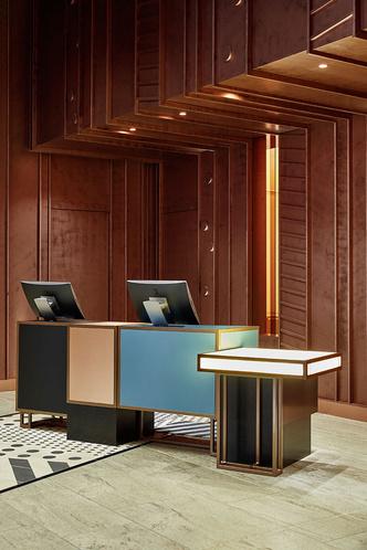 Отель в Берлине: проект дизайн-бюро Sundukovy Sisters (фото 7)