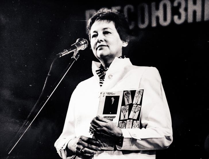 Видеоинтервью с Лидией Орловой — пионером российской модной журналистики (фото 1)