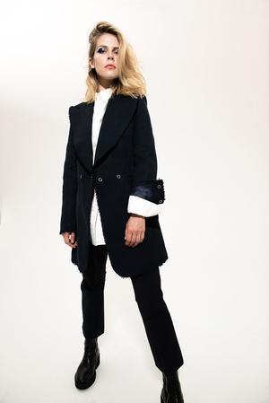 Как носить вещи из новой подиумной коллекции H&M Studio? фото [18]