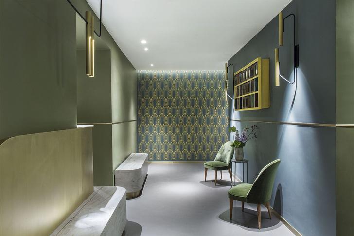 Комната в Риме: уютный бутик-отель в духе кондоминиума (фото 5)